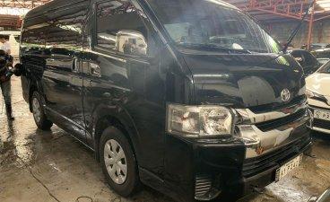 Black Toyota Grandia 2018 for sale in Quezon City