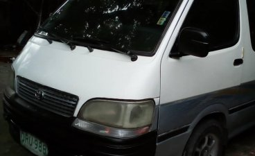 Toyota Hiace 1998 for sale in Quezon City