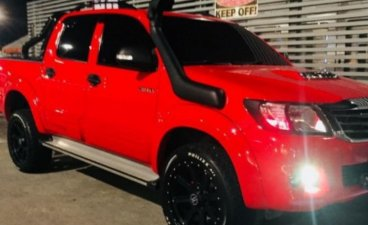 Used Toyota Hilux 2011 for sale in Makati