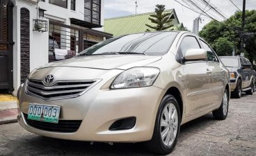 Second-hand Toyota Yaris 2011 for sale in Quezon City