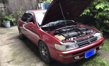 Toyota Corolla 1992 for sale in Quezon City