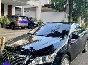 Black Toyota Camry 2014 for sale