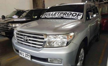 Silver Toyota Land Cruiser 2009 Automatic Diesel for sale