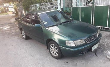 Sell Green 1999 Toyota Corolla at 184180 km