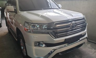 Sell 2019 Toyota Land Cruiser in Quezon City