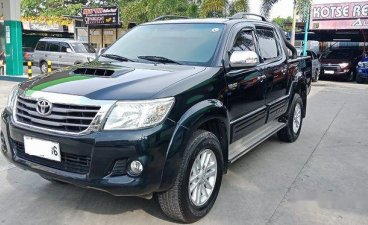 Selling Toyota Hilux 2015 at 65000 km