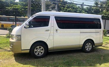 Selling Toyota Hiace 2010 Automatic Diesel in Mandaluyong