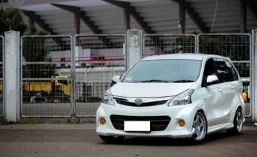2012 Toyota Avanza for sale in Makati