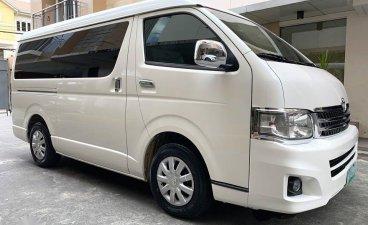 2012 Toyota Hiace for sale in Manila