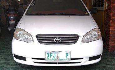 2003 Toyota Corolla Altis for sale in Batangas