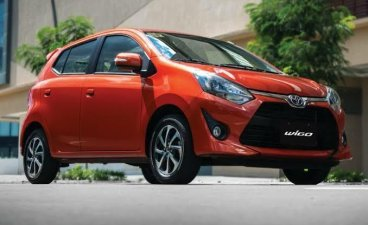 2020 Toyota Wigo for sale in Cebu City
