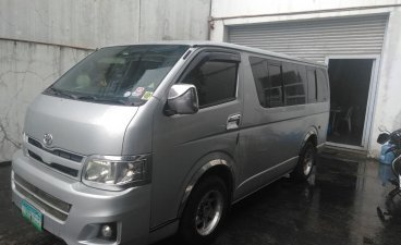 2012 Toyota Hiace for sale in Bacoor