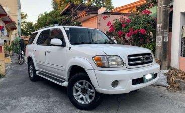 2002 Toyota Sequoia for sale in Manila