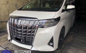 New Toyota Alphard 2019 for sale in Quezon City