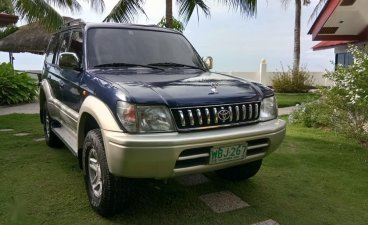Toyota Land Cruiser Prado 1997 for sale in Tagbilaran