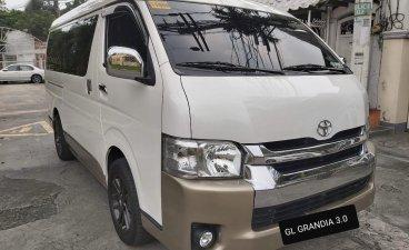 Used Toyota Grandia 2016 for sale in Quezon City