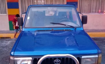 1996 Toyota tamaraw for sale in San Agustin