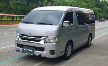 2014 Toyota Grandia for sale in Quezon City
