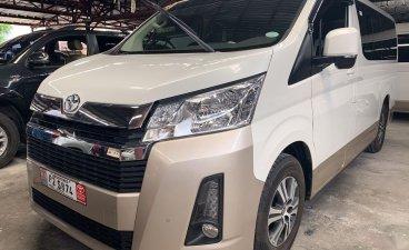 White Toyota Grandia 2019 for sale