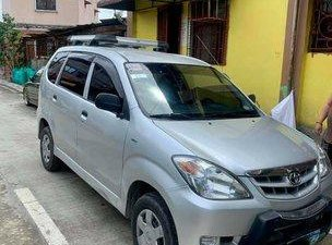 Selling Silver Toyota Avanza 2010 at 47000 km