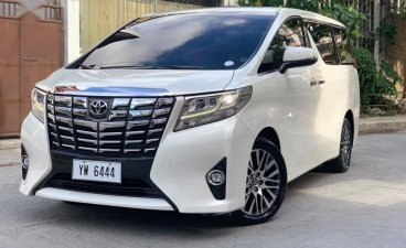 2016 Toyota Alphard for sale in Mandaluyong