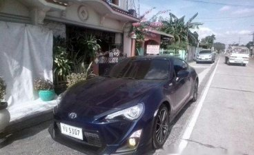 Toyota 86 2016 Manual Gasoline for sale