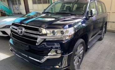 Sell Blue 2020 Toyota Land Cruiser in Quezon City