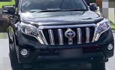 2017 Toyota Land Cruiser Prado for sale in Manila