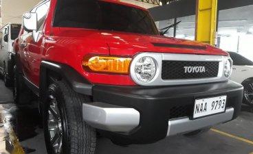 2019 Toyota Fj Cruiser for sale in Manila