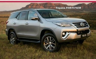 2020 Toyota Fortuner for sale in Manila