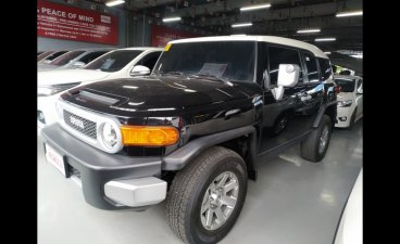 Selling Toyota Fj Cruiser 2019 Automatic Gasoline