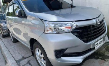 Sell Silver 2019 Toyota Avanza in Quezon City