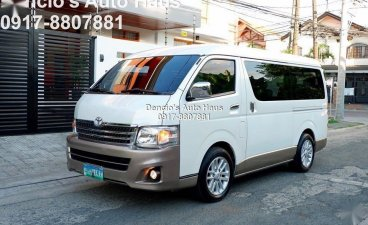 2013 Toyota Hiace for sale in Cainta