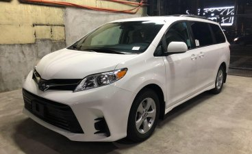 2020 Toyota Sienna for sale in Quezon City