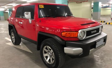2018 Toyota Fj Cruiser for sale in Makati