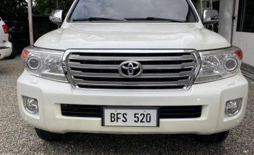 2012 Toyota Land Cruiser for sale in Pasay