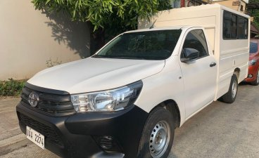 2017 Toyota Hilux for sale in Quezon City