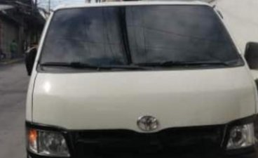 Toyota Hiace 2013 for sale in Mandaluyong