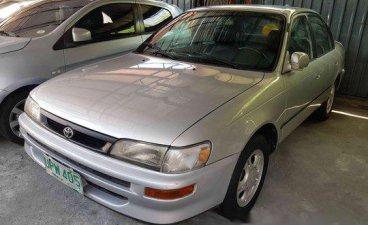 Sell Silver 1998 Toyota Corolla in Marikina