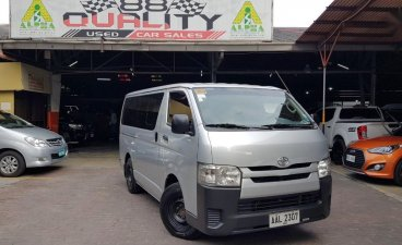 Sell 2014 Toyota Hiace in Pasig