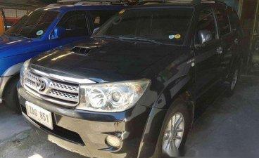 Sell Black 2005 Toyota Fortuner in Marikina