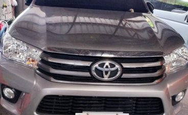 Toyota Hilux 2019 for sale in Quezon City