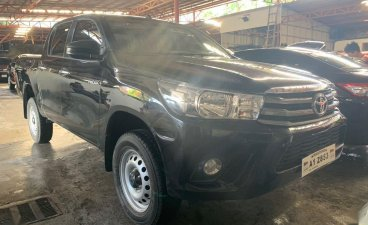 Selling Toyota Hilux 2019 in Quezon City