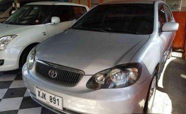 Silver Toyota Corolla altis 2003 for sale in Marikina