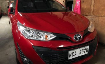 Selling Toyota Yaris 2018 in Quezon City