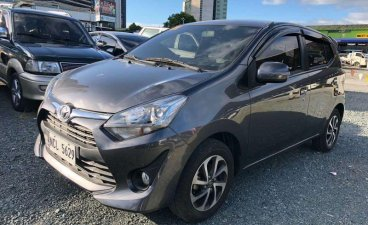 Toyota Wigo 2018 for sale in Pasig