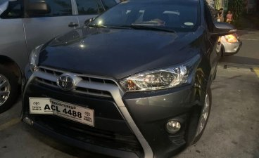 Selling Toyota Yaris 2016 in Quezon City