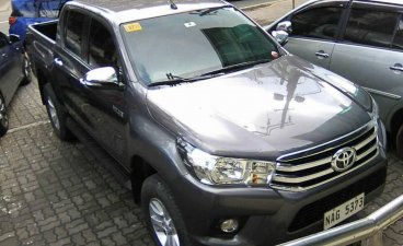 Sell 2017 Toyota Hilux in Pasig