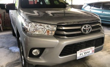 Sell 2019 Toyota Hilux in Quezon City