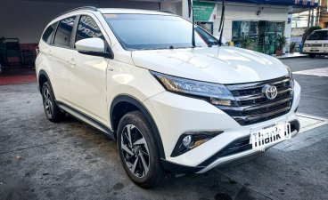 Pearl White Toyota Rush 2019 for sale in Quezon City